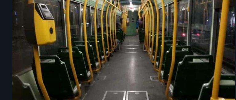 aggressione tram