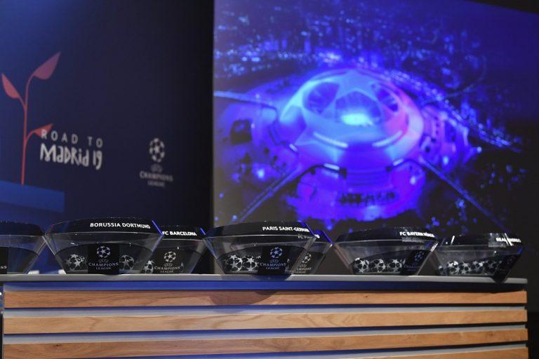 Juventus e Roma, i sorteggi Champions