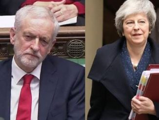 """Stupid woman"", Theresa May pretende scuse da Jeremy Corbyn"