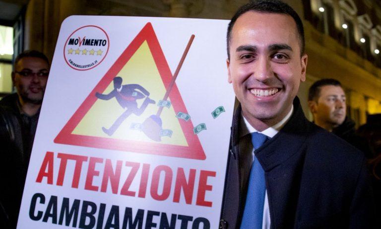 Manovra, Luigi Di Maio pubblica il vero falso sulla manovra