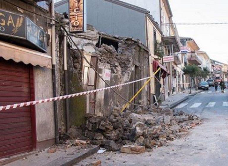 Terremoto in Sicilia, aumenta il numero degli sfollati