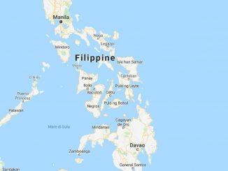 Filippine, terremoto di magnitudo 7.0