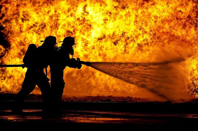 Esplosione in una stazione di servizio a Rieti