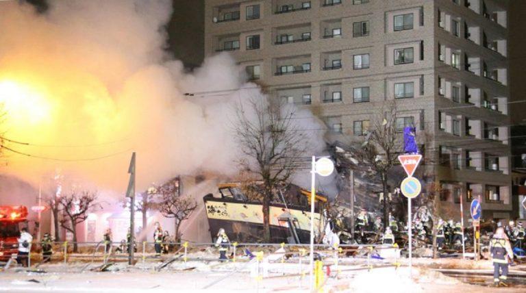 Violenta esplosione in ristorante a Sapporo, 42 feriti