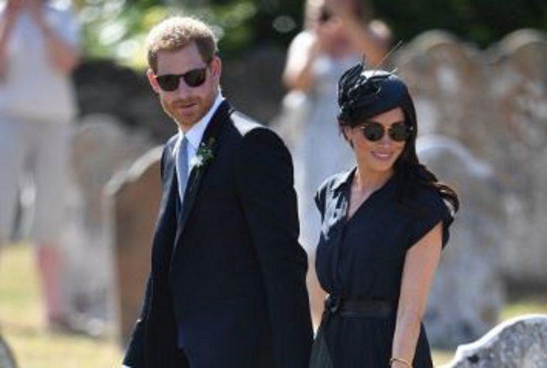 Minacce di morte al principe Harry per aver sposato Meghan