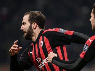 Higuain decisivo: il Milan batte la Spal