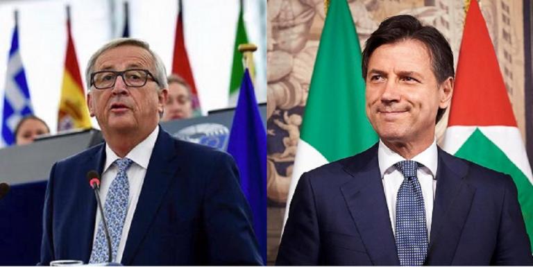 Juncker Conte