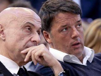 Minniti Renzi