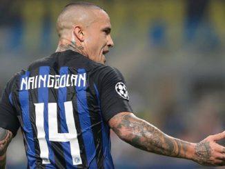Bufera Nainggolan: potrebbe lasciare l'Inter a gennaio