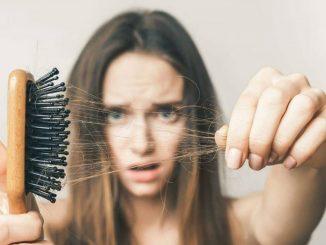 perdita dei capelli