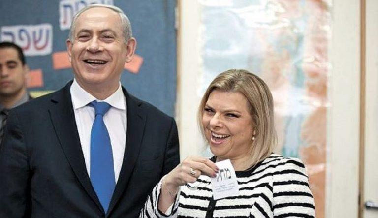 premier israeliano incriminazione