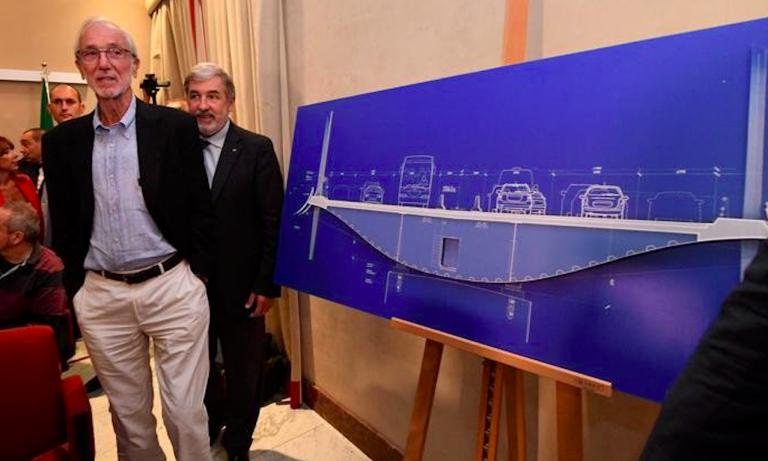 Ricostruzione ponte Genova