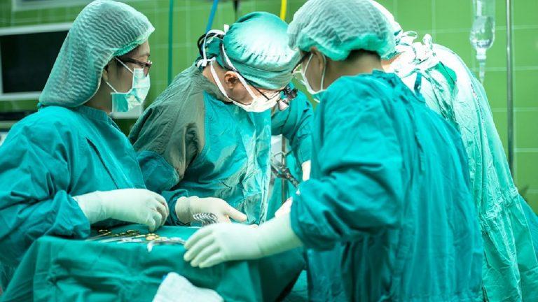 sala parto medico