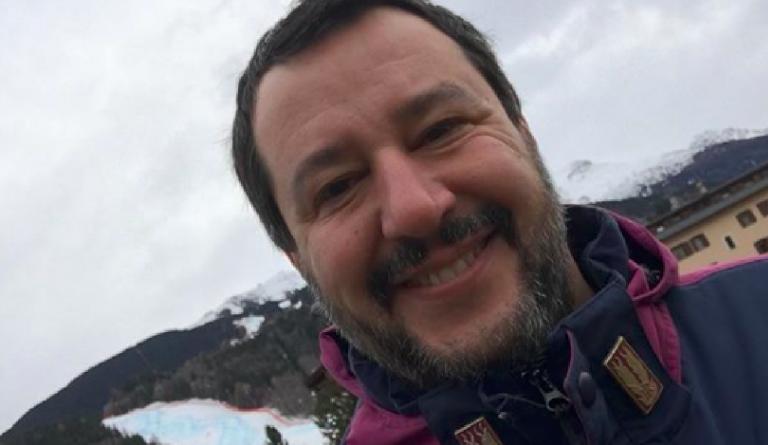 Salvini, bufala sulla sua morte