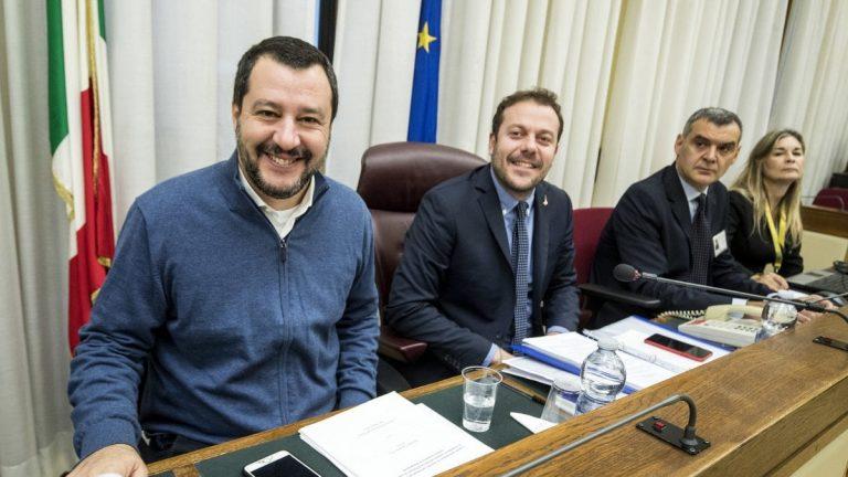 L'aut aut di Salvini sul piano Sophia