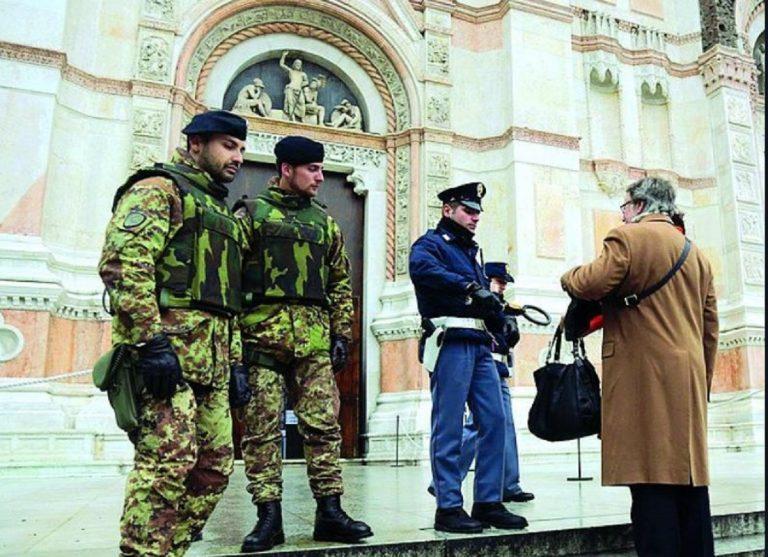 sicurezza terrorismo