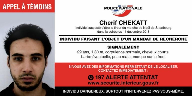 attentato Strasburgo