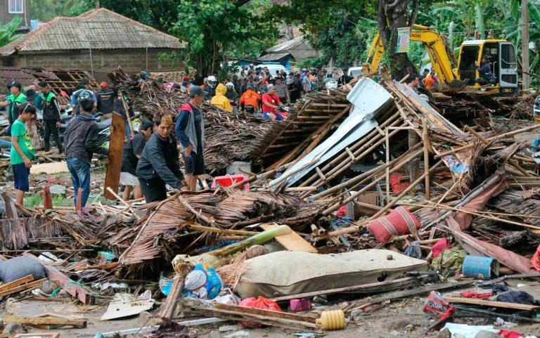Tsunami Indonesia: il bilancio aggiornato