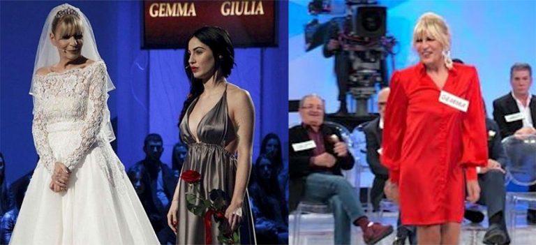 Giulia De Lellis e Gemma Galgani