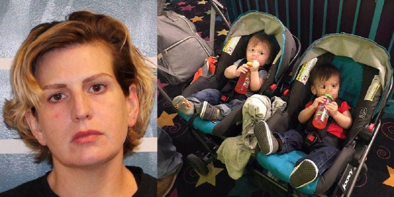 USA, mamma annega figli gemelli