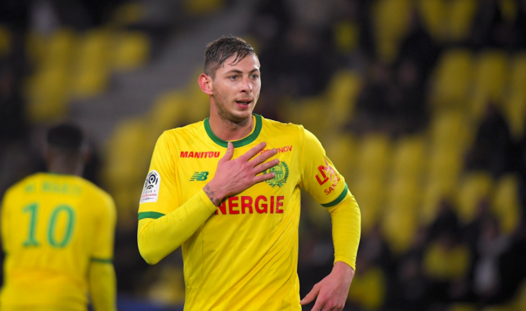Audio calciatore Emiliano Sala