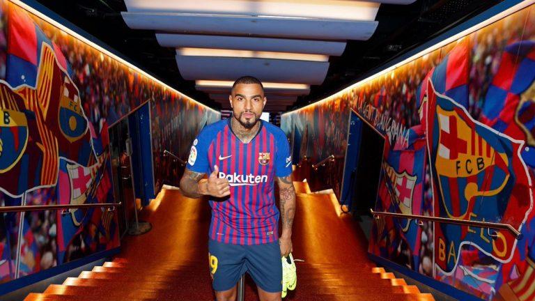 Barcellona, ufficiale Boateng