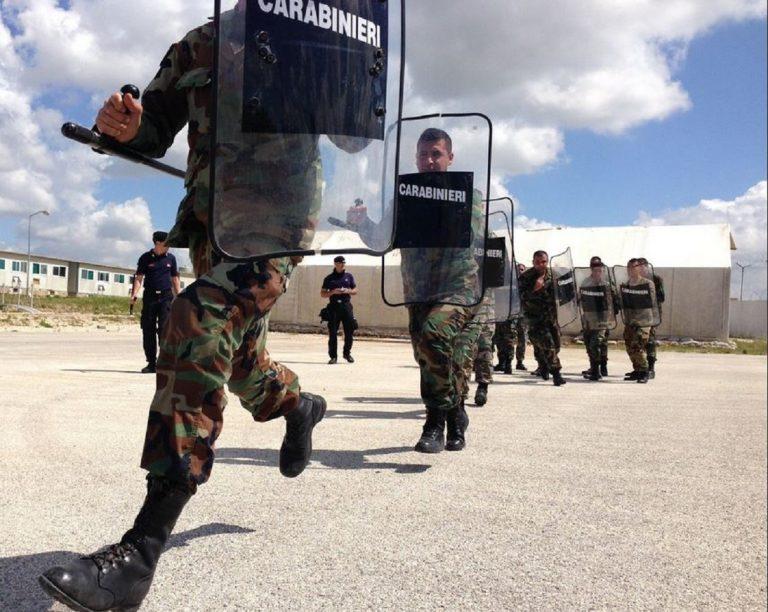 carabinieri hamas