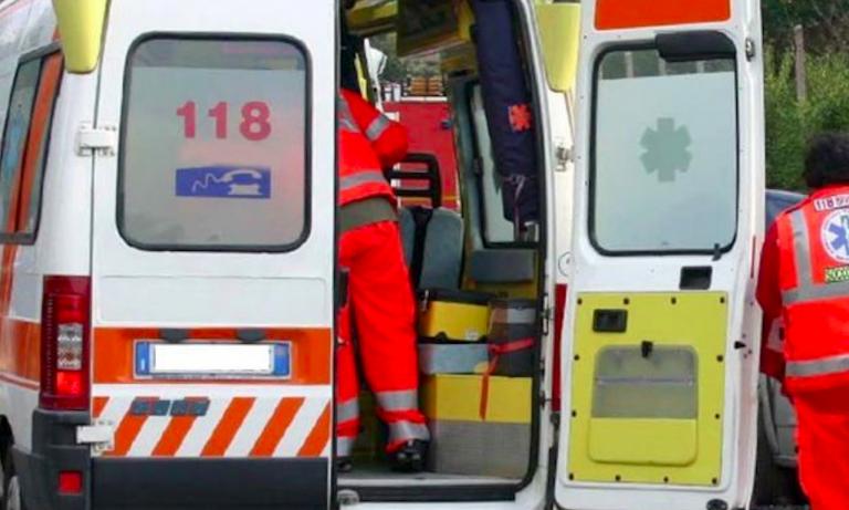 Catania, incidente in motorino