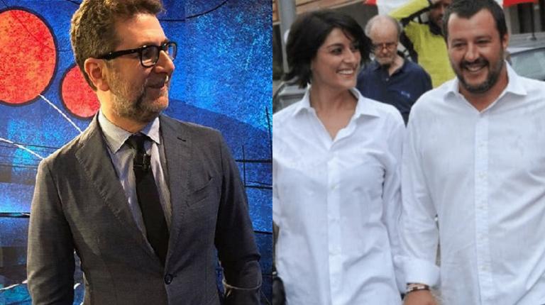 Rai, Salvini contro Fazio, la Isoardi per la Vita in diretta
