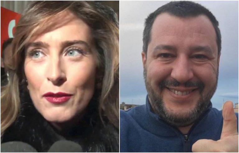 Cena Salvini-renziani per parlare di giustizia