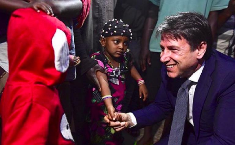 Conte in Niger su migranti e Ue