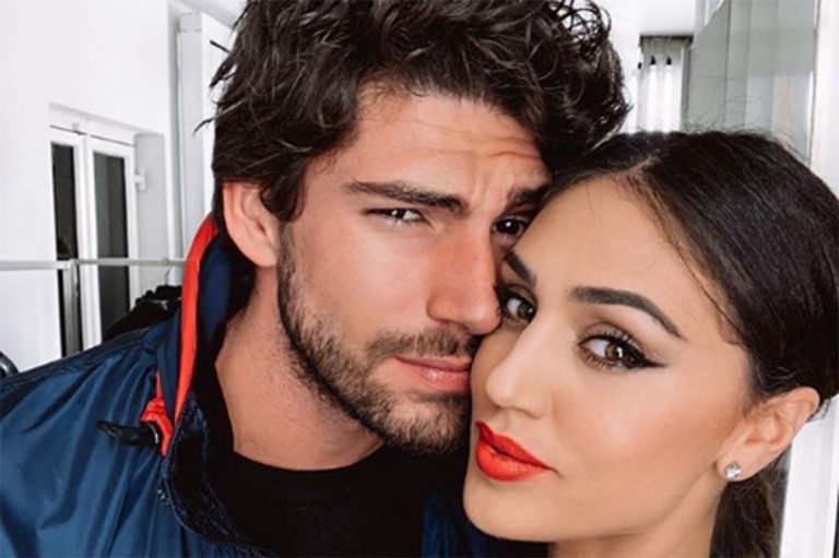 Cecilia Rodriguez con Ignazio Moser