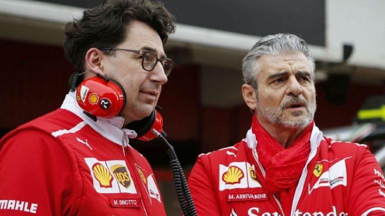 Ferrari, via Arrivabene. Al suo posto Binotto