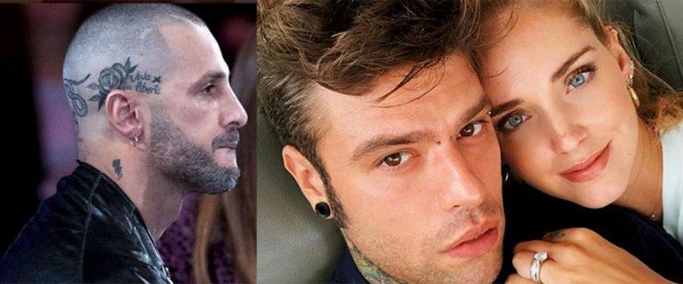 Fabrizio Corona contro Fedez
