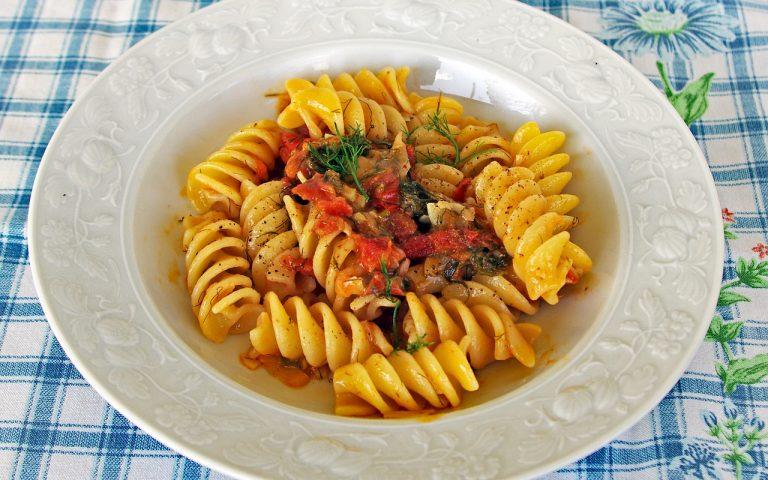 Dieta mediterranea.
