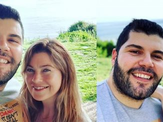 Salvatore Esposito ed Ellen Pompeo insieme a Malibù
