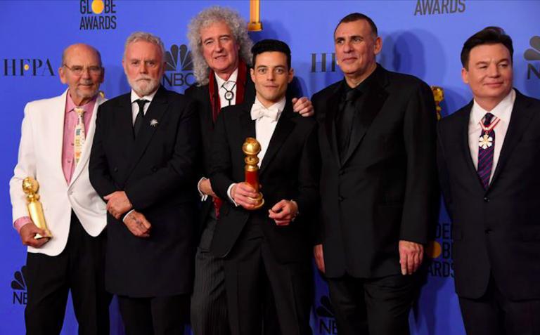 Golden Globes, vincono Bohemian Rhapsody e Green Book
