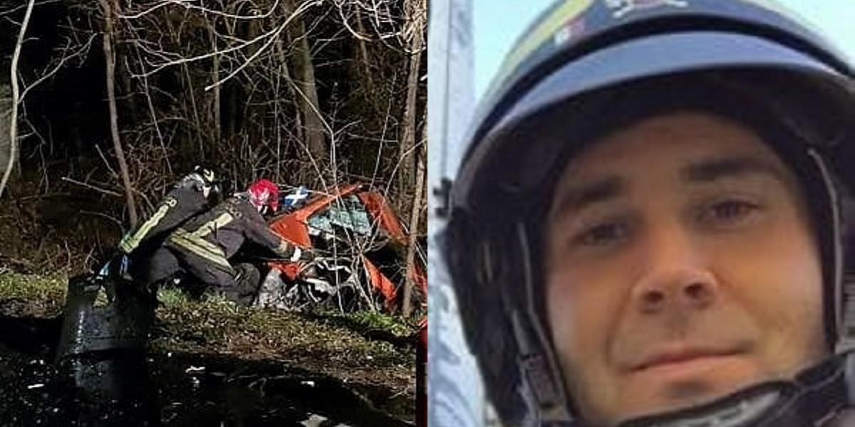 Torino incidente tra due auto morto il pompiere ivan for Scopa sul divano