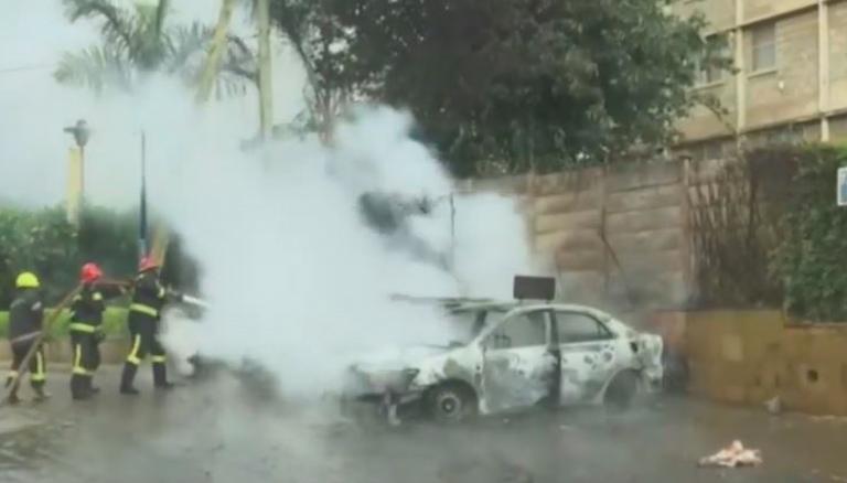 Kenya, esplosione in un hotel di Nairobi