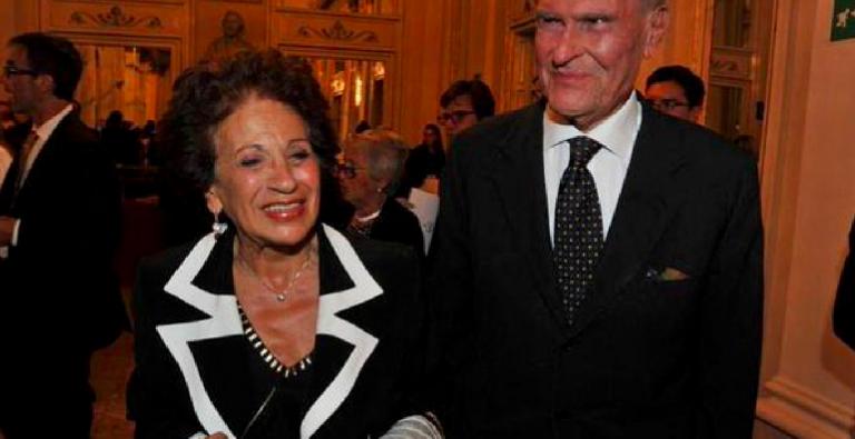 La moglie di Umberto Veronesi, Sultana Razon