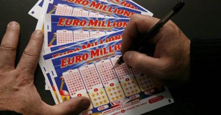 Gran Bretagna, super vincita alla lotteria EuroMillions