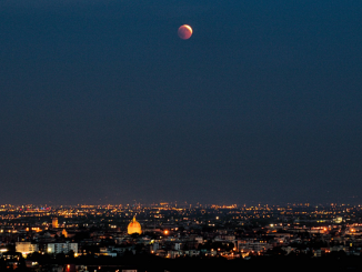 Eclissi per il 21 Gennaio, la luna torna ad essere rossa