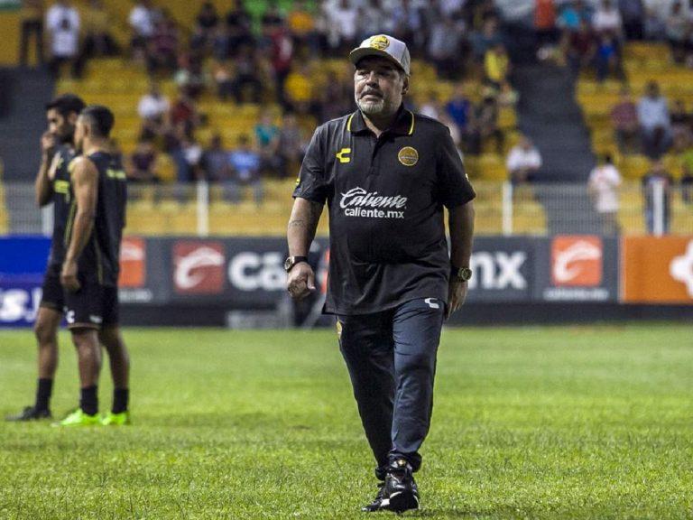 Dorados, Maradona scomparso ma il legale rassicura