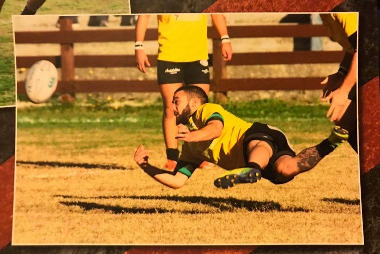 Il rugby piange Mario Coscione