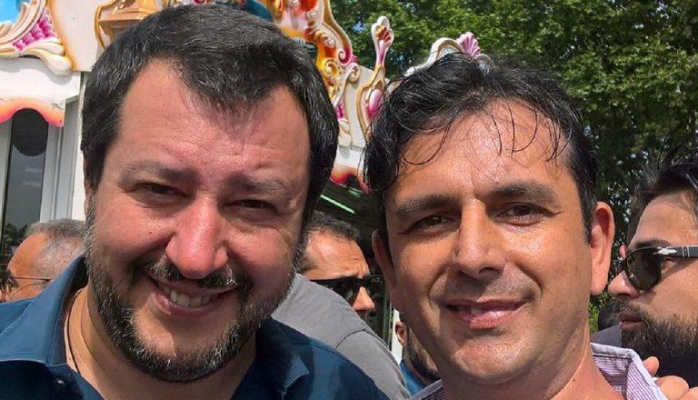 Matteo Salvini Manuel Laurora