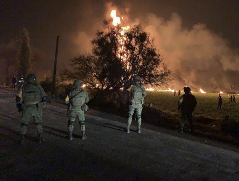 Messico, esplosione in un gasdotto: venti morti e 60 feriti