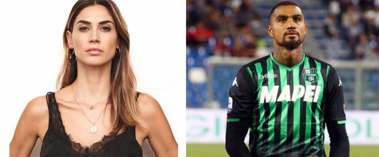 Melissa Satta e Boateng