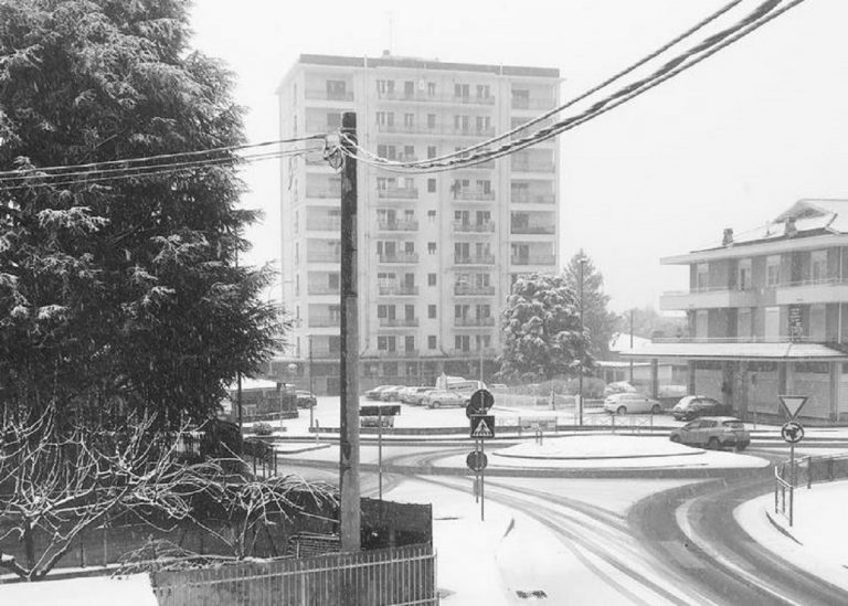 neve lombardia