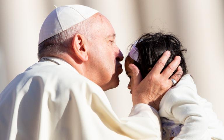 Papa Francesco, anche Gesù era un profugo