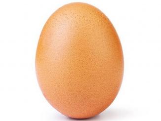 """Instagram, la foto di un uovo batte il record di """"mi piace"""""""
